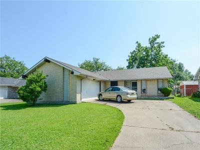 Garland Single Family Home For Sale: 5045 Overcrest Drive