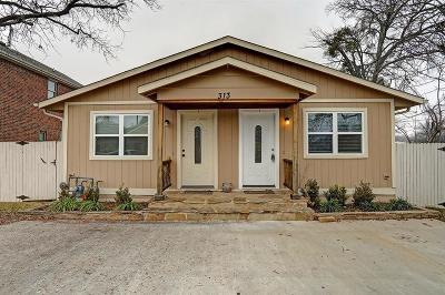 McKinney Multi Family Home For Sale: 313 Watt Street