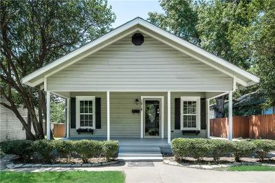 Corsicana Single Family Home For Sale: 1818 W Park Avenue
