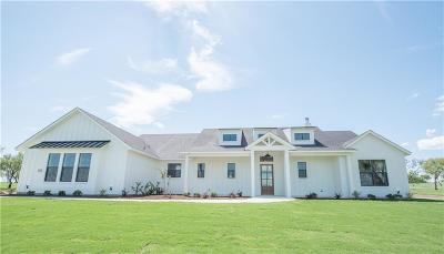 Aledo Single Family Home For Sale: 128 Overlook Drive