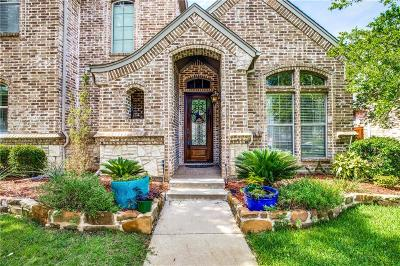 Hurst Single Family Home For Sale: 3208 River Bend Drive