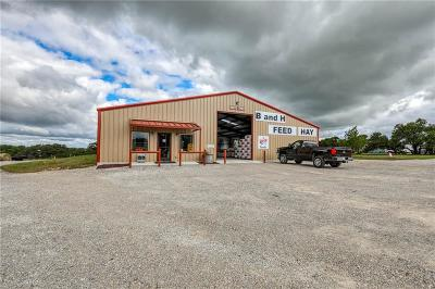Weatherford Commercial For Sale: 3409 B N Fm 51