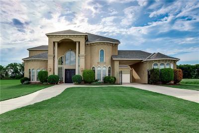 Cedar Hill Single Family Home For Sale: 1626 Pebble Beach Lane