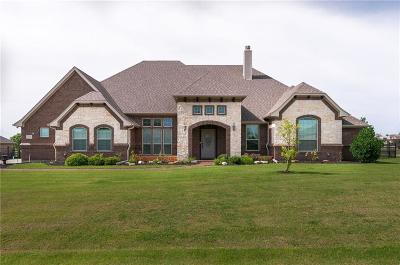 Denton County Single Family Home For Sale: 7810 Clover Ridge Drive