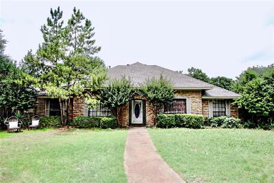 Allen Single Family Home For Sale: 807 E Concord Lane