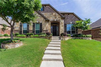 Fort Worth Single Family Home Active Option Contract: 4921 Flusche Court