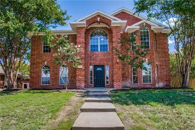 Rockwall Single Family Home For Sale: 1080 Midnight Pass