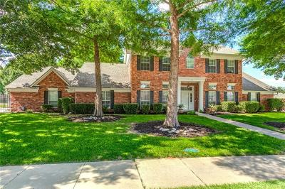 Colleyville Single Family Home For Sale: 2306 Highland Meadow Drive