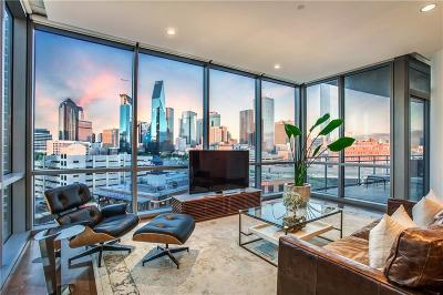 Dallas County Condo For Sale: 2200 Victory Avenue #802