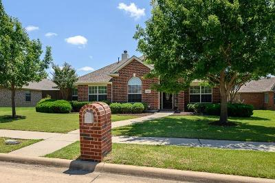 Frisco Single Family Home For Sale: 12548 Concho Drive