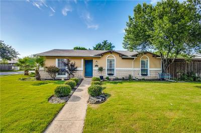 Allen Single Family Home Active Option Contract: 801 Meadow Mead Drive