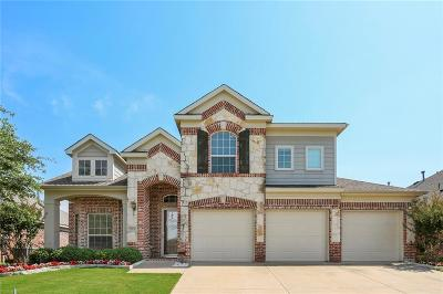 Sachse Single Family Home For Sale: 2521 Cotillion Drive