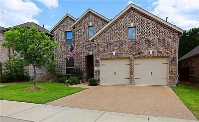 Fort Worth Single Family Home For Sale: 11916 Tranquil Cove