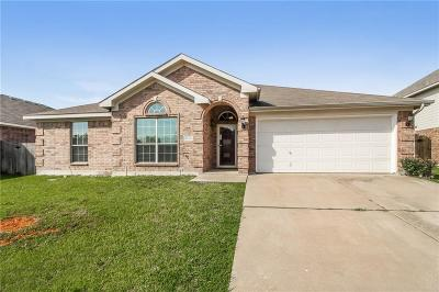 Fort Worth Single Family Home For Sale: 8124 Hulen Park Circle
