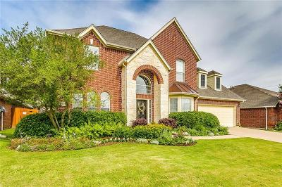 Grand Prairie Single Family Home Active Option Contract: 4535 Friars Lane