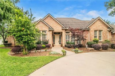 Colleyville Single Family Home For Sale: 4700 Melrose Park Court