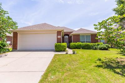 Little Elm Single Family Home Active Option Contract: 2733 Stallion Drive