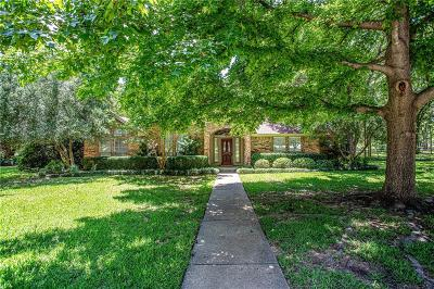 Keller Single Family Home For Sale: 1613 Westminster Trail