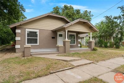 Brownwood Single Family Home For Sale: 1308 Avenue I