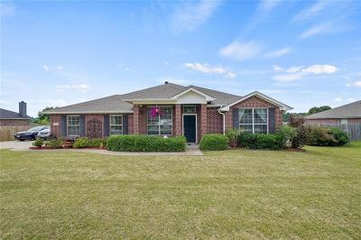 Tyler Single Family Home Active Option Contract: 12211 Wild Horse