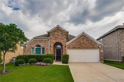 Little Elm Single Family Home For Sale: 2361 Elm Valley Drive
