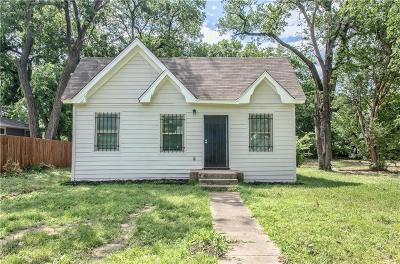 Single Family Home Active Option Contract: 2320 Southland Street