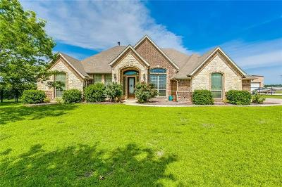 Azle Single Family Home For Sale: 105 Sika Court