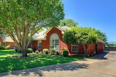 Flower Mound Single Family Home For Sale: 2932 Yale Drive