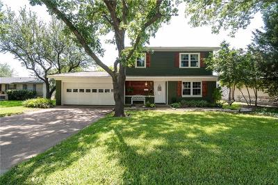 Richardson Single Family Home For Sale: 1402 Lorrie Drive