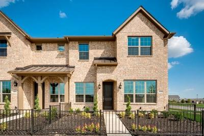 Flower Mound Townhouse For Sale: 2225 Pinnacle Lane