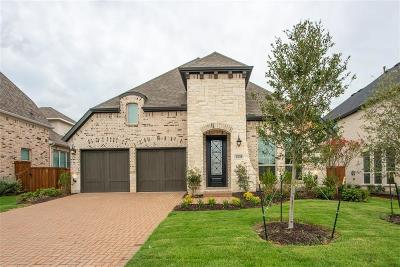 Prosper Single Family Home For Sale: 1630 Star Creek Drive