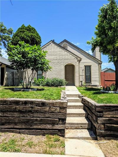 Lewisville TX Single Family Home For Sale: $215,000
