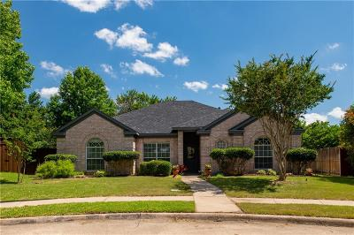 Allen Single Family Home Active Option Contract: 922 Mustang Drive