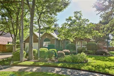 Flower Mound Single Family Home For Sale: 4221 Blue Grass Drive
