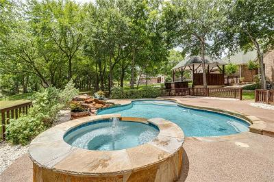Aledo Single Family Home For Sale: 384 Creek Bend Drive