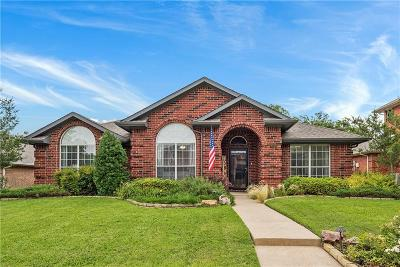 Rowlett Single Family Home For Sale: 7010 Barton Creek Drive