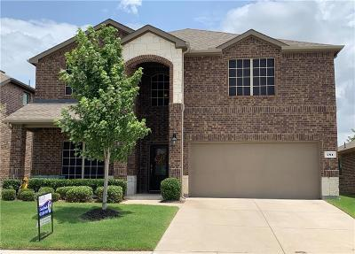 Prosper Single Family Home For Sale: 781 Lancashire Lane