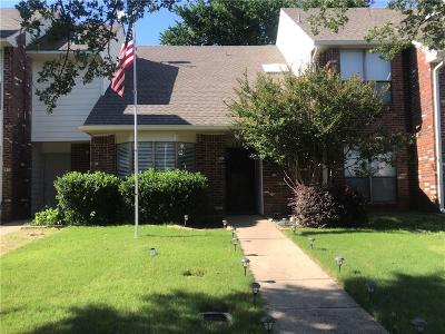 Lewisville Townhouse For Sale: 1529 Barbara Drive