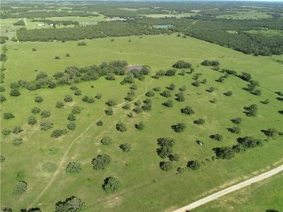 Jack County Farm & Ranch For Sale: Tract 7 Hawthorn Road
