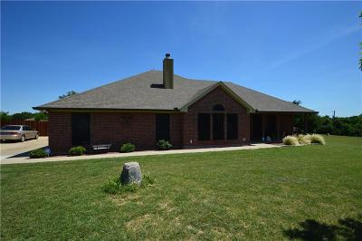 Weatherford Single Family Home For Sale: 118 Colonial Creek Lane