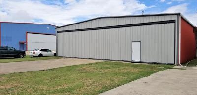 Dallas, Fort Worth Commercial For Sale: 159 Aviator Drive