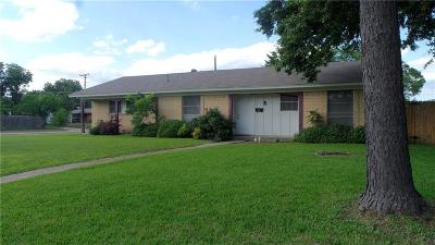Mesquite Single Family Home For Sale: 2226 Bamboo Street