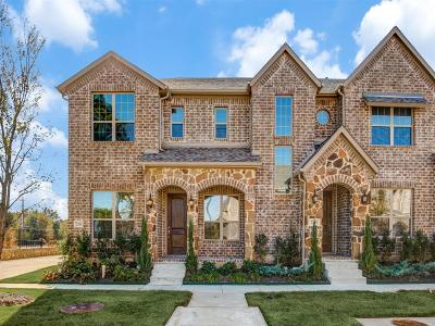 Flower Mound Townhouse For Sale: 2205 Epitome Avenue