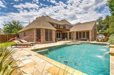Frisco Single Family Home For Sale: 11425 Bent Creek Trail