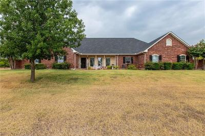 Waxahachie Single Family Home For Sale: 3281 Black Champ Road