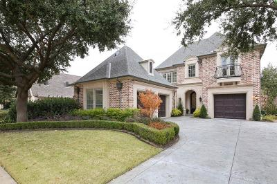 Frisco Single Family Home For Sale: 6314 Memorial Drive
