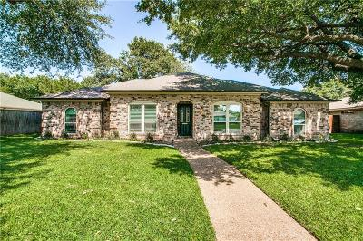 Dallas County, Denton County, Collin County, Cooke County, Grayson County, Jack County, Johnson County, Palo Pinto County, Parker County, Tarrant County, Wise County Single Family Home For Sale: 15910 Longvista Drive