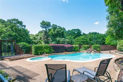 Flower Mound Single Family Home Active Option Contract: 2004 Brookville Lane