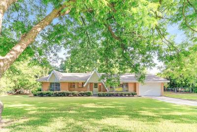 Weatherford Single Family Home For Sale: 1512 E Bankhead Drive