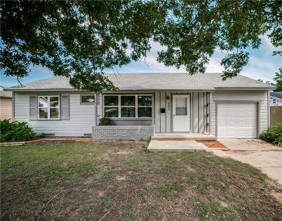 Garland Single Family Home For Sale: 602 Briarwood Drive